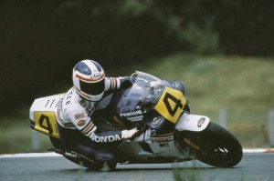 Freddie Spencer the youngest MotoGp World Champion at 21.