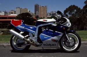 "Suzuki looks purposeful but ""pretty""."