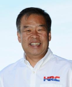 HRC Vice-President Shuhei Nakamoto