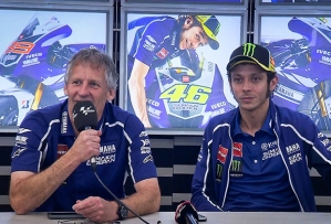Valentino Rossi' Crew Chief, Jeremy Burgess, talks about their parting of ways.