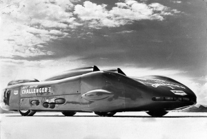 Challenger 1, Mickey Thompson's National Land Speed Record holder.