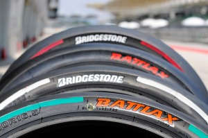 F1 like colour coding of MotoGp tyres.