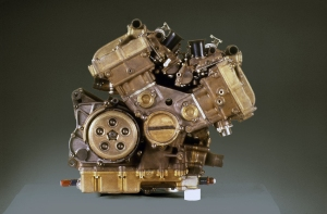 The NR500's revolutionary engine.