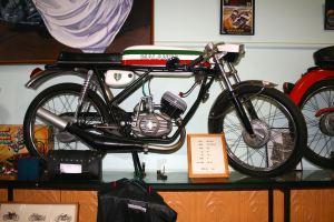 1962 50cc Malanca made in Italy.